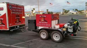 Las Vegas Hydro-Jetting
