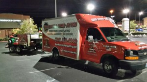 cleaning drains vegas